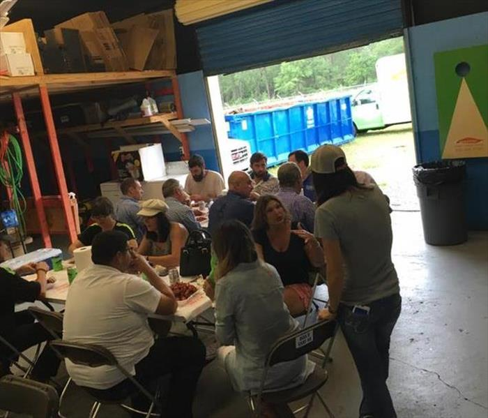 2016 SERVPRO of West Pensacola Crawfish Boil