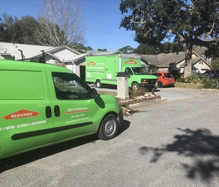SERVPRO of West Pensacola Gallery Photos