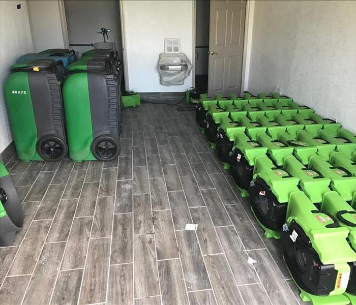 Why SERVPRO Pensacola Home Under Water from Flooding? Get Fast Help from SERVPRO