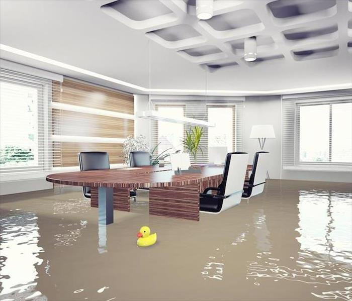 Commercial Water Damage Swiftly Abated For Your Sanders Beach Condos