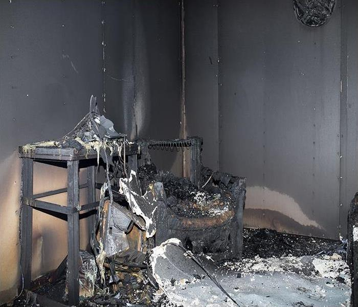 "Fire Damage How Our Team Can Make The Fire Damage In Your Pensacola Home ""Like it never even happened."""