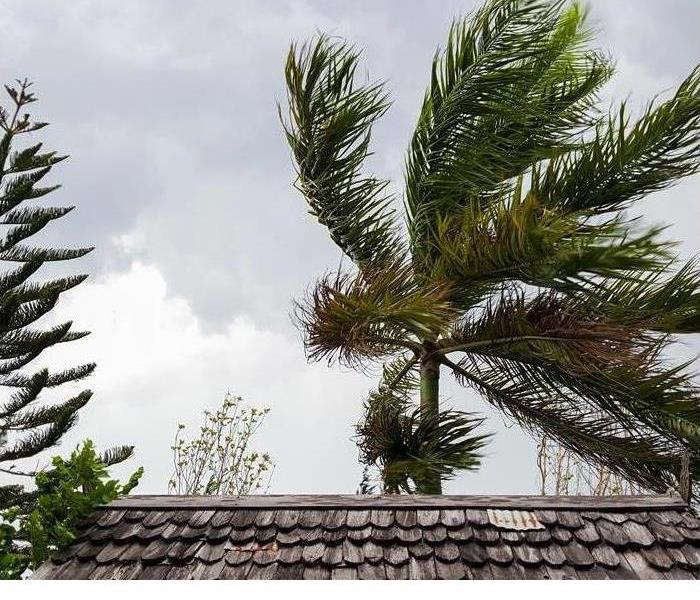 High Winds from Tropical Storms Can Damage Homes and Property