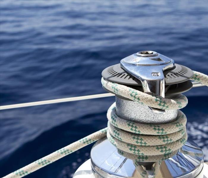 Mold Remediation Mold Damage affects Sailing Equipment in Perdido Key