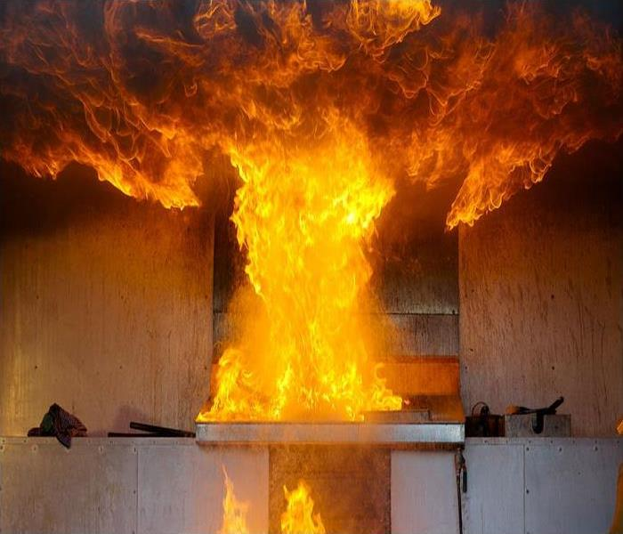 Commercial Cleaning Services That Save Your Myrtle Grove Business From Fire Damage