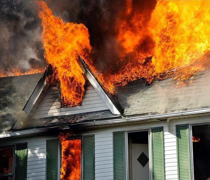 How To Deodorize Hidden Structural Component Fire Damage