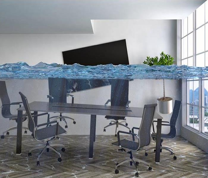 Commercial Commercial Flood Damage In Your Pensacola Computer Business