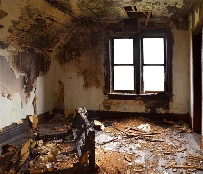 Fire Damage The Effects of Smoke After Your Pensacola Home Has Experienced a Fire