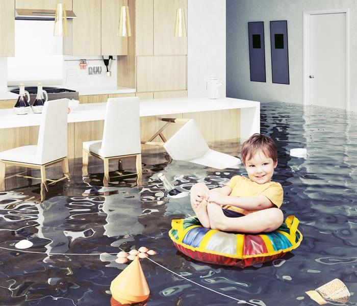 Water Damage Water Cleanup And Restoration In Perdido Key