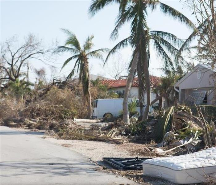 Storm Damage New Builds in Pensacola Still Take Flood Damage in Hurricanes