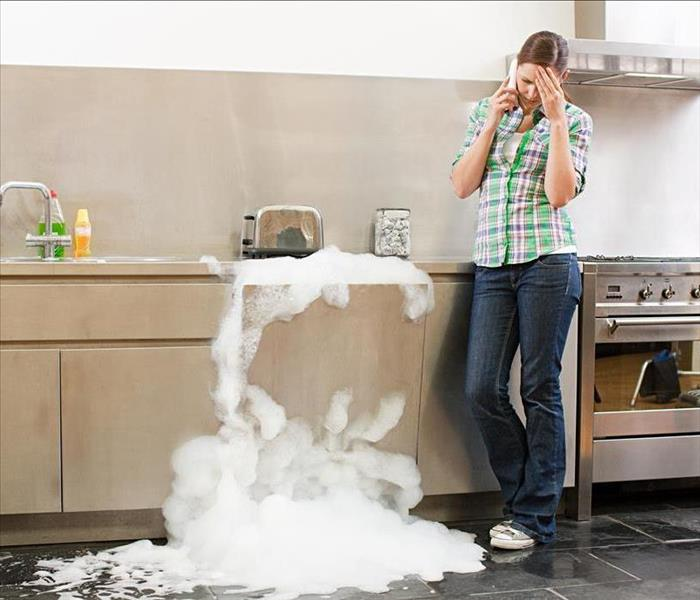 Water Damage Preventing Dishwasher Leaks in your Warrington Home
