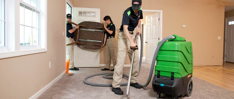 Pensacola, FL residential restoration cleaning